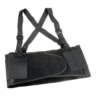 Rückenstützgurt Gr.L schwarz Hüftumfang 96-119 cm