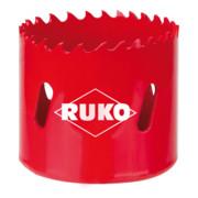 RUKO HSS-Bimetall-Lochsäge, mit variabler Zahnung Durchmesser 68 mm