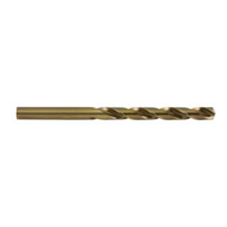 Ruko Spiralbohrer DIN 338 Typ N HSS Co 5 geschliffen, mit Kreuzanschliff