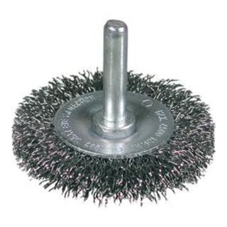 Osborn Stahldraht-Rundbürste gewellt