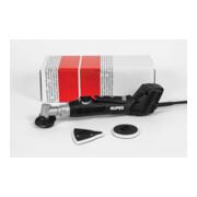 Rupes i NANO Q MAG Schleifer Kit STB 1-HQM83 1-Ladegeraet 2-Batterien, 1 Ø 75mm PAD, 1 Delta PAD