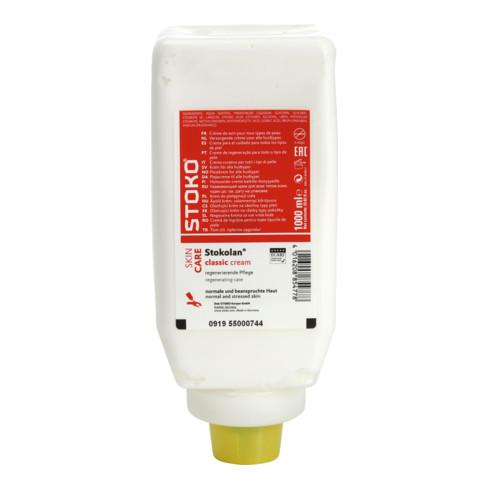 S.C. Johnson Hautpflegecreme Stokolan classic, Inhalt: 1000A ml