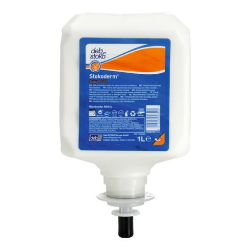 S.C. Johnson Hautschutzcreme Stokoderm Aqua PURE, Inhalt: 1000B ml