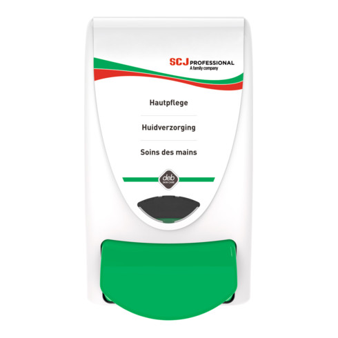 S.C. Johnson Variospender Deb-Stoko Spender, Farbe: GREEN passend für 1000 ml