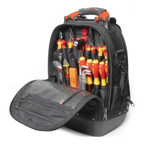 Sac à dos pour outils Wiha  set L électrique 26 pcs.
