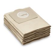 Sachets filtrants en papier Kärcher pour aspirateur eau et poussière