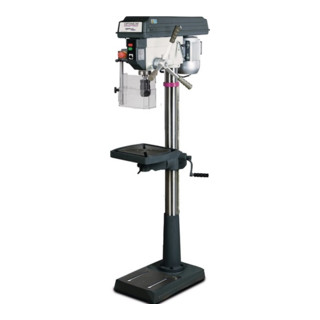 Säulenbohrmaschine B 26 Pro 25mm MK3 200-2440min-1 0,75kW 400V 50Hz