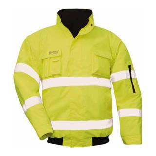 Safestyle Warnschutz-Pilotenjacke gelb
