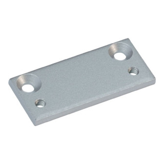 Scharnierplatte silber TS73 V/TS 83 DORMA