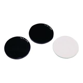 Scheiben f.Schutzbrillen klar D.50mm Verbundglas splitterfrei f.4000370120/-105