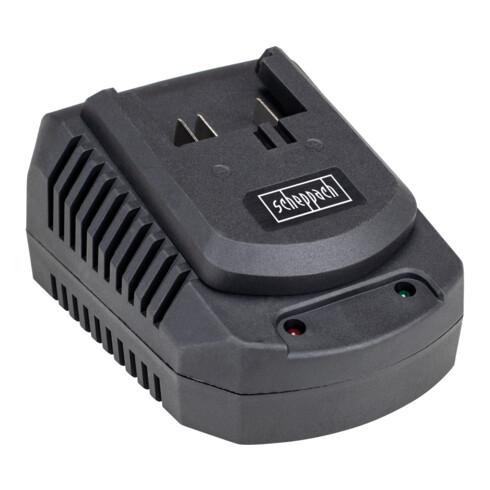 Scheppach Akku- Multitool CMT200-20ProS + 4.0Ah-Akku + Schnellladegerät