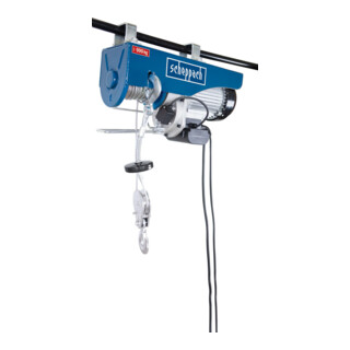Scheppach elektrischer Seilzug HRS1000