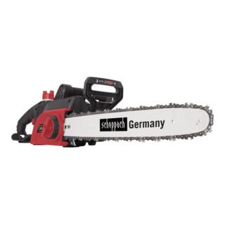 Scheppach Elektro-Kettensäge CSE2400 46cm Schwert 2,4kW