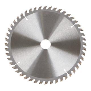 Scheppach H W Kreissägeblatt Ø 210 x 30 2,4 x 1,6 mm / Z72 für PL75