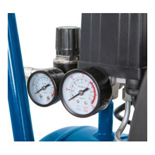 Scheppach Kompressor HC25o Scheppach mit 14-teiligem Zubehörset - 220-240 V 50 Hz 1100 W - 24L