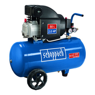 Scheppach Kompressor HC54 1,50kW 230V50Hz