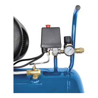 Scheppach Kompressor HC60 mit separater Ölflasche - 230V 50Hz 1500W - 50L