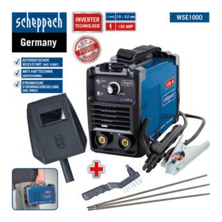 Scheppach Schweißgerät WSE1000