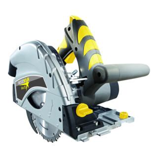 Scheppach Tauchsäge divar 55 1,2kW230V50Hz - 2x700mm F-Schiene+Kippschutz