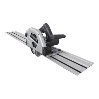 Scheppach Tauchsäge PL55Li black inkl. 1x Akku und Ladegerät, 2x70cm Schiene - 160mm