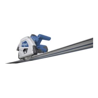 Scheppach Tauchsäge PL55Li inkl. 1x Akku und Ladegerät, 2x70cm Schiene - 160mm