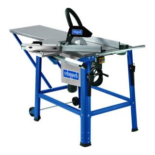 Scheppach Tischkreissäge HS 120 inkl. Schiebeschlitten 2,20 kW 230V 50Hz