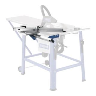 Scheppach Tischkreissäge HS 120 inklusive Schiebeschlitten 2,20 kW 230V 50Hz