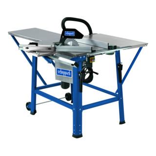 Scheppach Tischkreissäge ts 310 inkl.Schiebeschlitten 2,20 kW 230V 50Hz