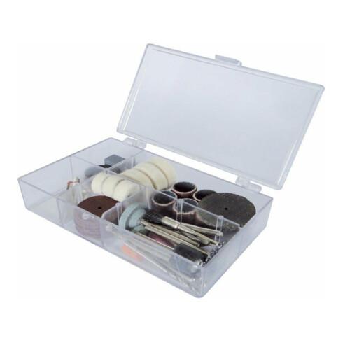 Scheppach Werkzeug-Set 64-teilig im Kunststoffkoffer für DECO-FLEX