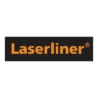 Schichtdickenmessgerät Messber.0 b.1250 µm 2xTyp AAA LASERLINER