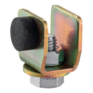 Schienenstopper 100 P-500 P 100 P Pro 100 STA Oberfläche ZN HELM