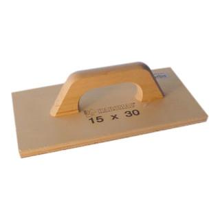 Schleifbrett L.500 mm B.280 mm Körnung P16 Holz