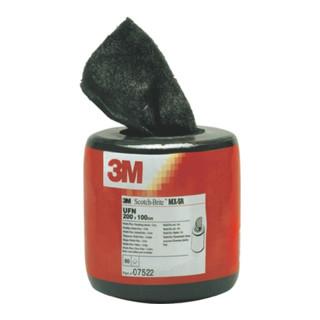 Schleifvlies B.203xL.102mm very fine MX-SR 3M 6m/RL