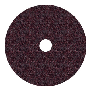 Schleifvliesscheibe Scotch Brite SC-DH D.125mm medium rot 3M