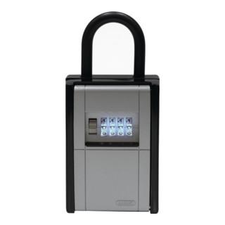 Schlüsseltresor 797 LED HxBxTmm m.LED Zahlenschl.ABUS