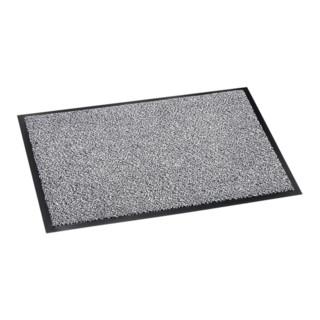 Schmutzfangmatte grau B450xL600mm 600g/m²