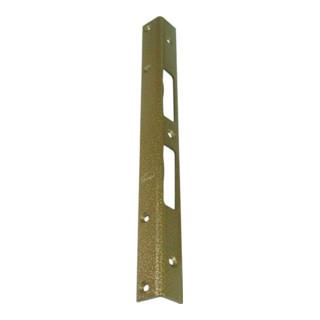 Schnegel Sicherh.-Winkelschließbl.L.300mm B.25mm S.3mm STA verz.limbafarbig 006/900