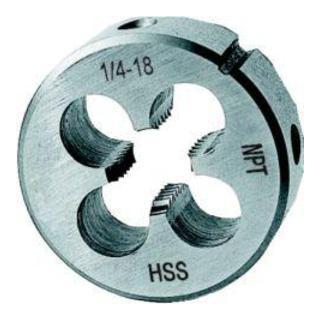 Format Schneideisen DIN 40434 HSS NPT