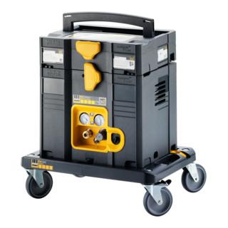 Schneider Aktions-Kompressor SYM-150-8-6 WXOF + Stauchkopfnagler SNG-SK 50
