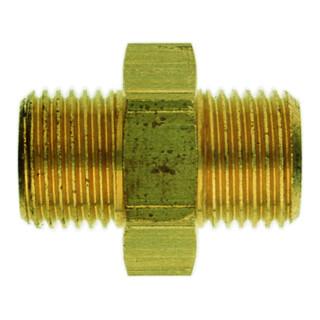 Schneider Doppelnippel DN-MS-G1/4a x G1/2a-SB