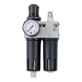 Schneider Filtereinheit 2-fach WE 2-fach 1/4 W