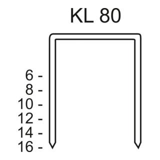 Schneider Heftklammer KL 80/10 CNK/3000