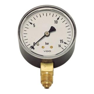 Schneider Manometer MM-S 63-6b