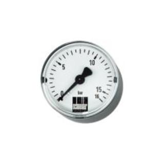 Schneider Manometer MM-W 50-6b 1/8