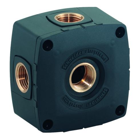 Schneider Rohrleitungsdose RLD-B 3x1/2i
