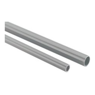 Schneider Stangenware, Farbe grau DLR-ALU-G 32x28mm/6m