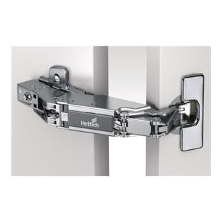 Schnellmon.-Scharn.Sensys 8657 K.0,0mm Basis 12,5mm TH 42 z.Anschr.