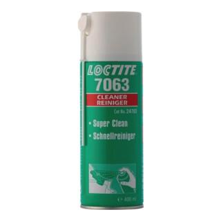 Schnellreiniger Aerosol Inhalt 400 ml Loctite 7063 Spraydose