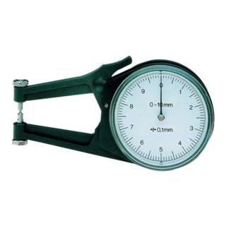 Schnelltaster 0-10mm f. Außen Kröplin