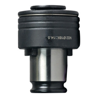 Schnellwechseleinsatz SES 22x18mm f. DIN374/376 M30